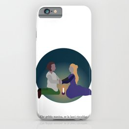 La bohème iPhone Case