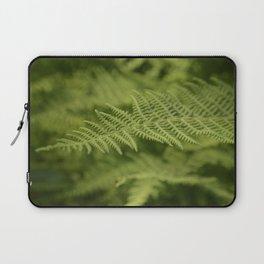 Jane's Garden - Fern Fronds Laptop Sleeve