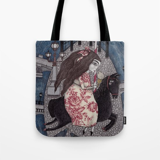 My Summer Days Tote Bag