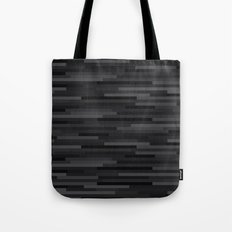 Black Estival Mirage Tote Bag