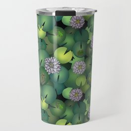 frogs Travel Mug