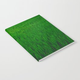 Greenery Notebook