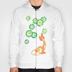 Swimming Fish Hoody