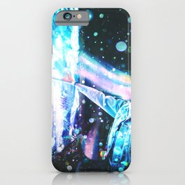 Into the Mainframe iPhone Case
