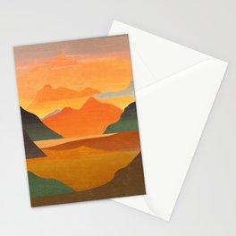 Autumn Landscape 1 Stationery Cards