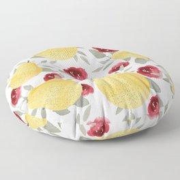 Delicate Pears Floor Pillow