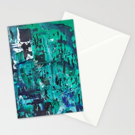 Pthalo Dance Stationery Cards