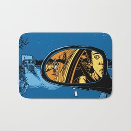 Night Drive Bath Mat