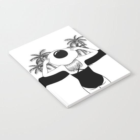 Sunny Side Up Notebook