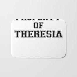 Property of THERESIA Bath Mat