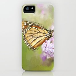 Spring Lilacs  iPhone Case
