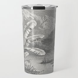 Tropical Marsh Travel Mug