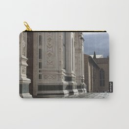 Florence White Church Carry-All Pouch