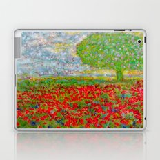 I blossomed... just because I can Laptop & iPad Skin