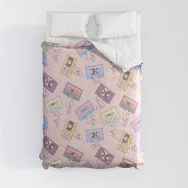 Cassette Pattern Comforters
