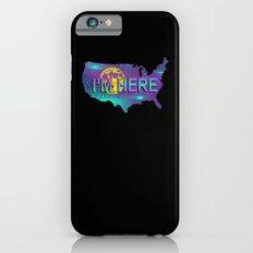 I'm here Slim Case iPhone 6s