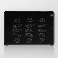 bears iPad Cases featuring BEARS by Alice Figus
