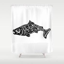 Spirit Animals Shower Curtain
