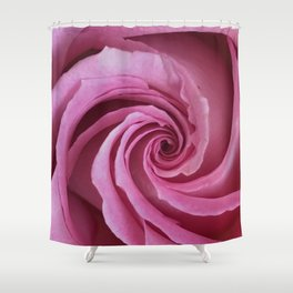Rose Goes Shower Curtain