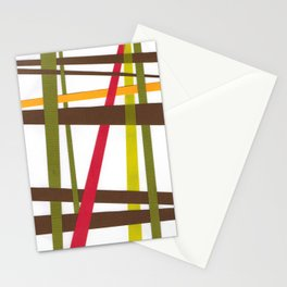 Dream Weaver in Pink/Brown Stationery Cards