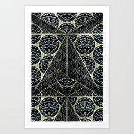 Dark Air Art Print