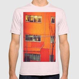 Orange Industrial T-shirt