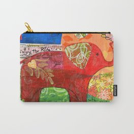 Contemplate with the Heart Carry-All Pouch