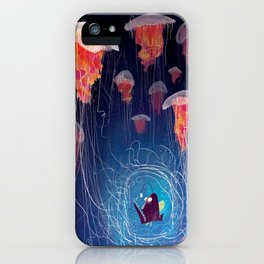 I've Made a Terrible Mistake iPhone Case