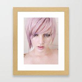 Minx Framed Art Print