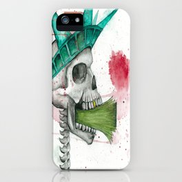 Taxes = Gruesome iPhone Case