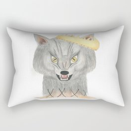 Robb's death Rectangular Pillow