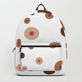 Free the nipple Backpack
