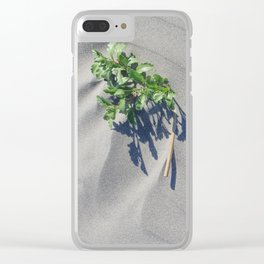 Shoreline Shadow 2 Clear iPhone Case
