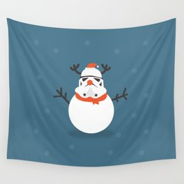 Day 16/25 Advent - Snow Trooper Wall Tapestry
