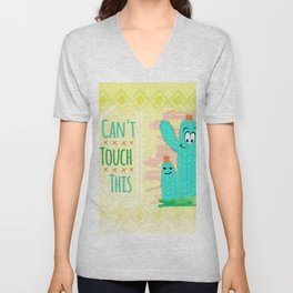 Can't Touch This Unisex V-Neck