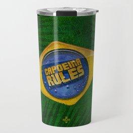 CAPOEIRA RULES - Original Travel Mug