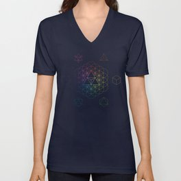 From the void full spectrum Unisex V-Neck