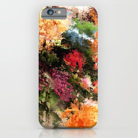 Four Seasons in One Day iPhone & iPod Case