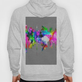 City skyline  014 03 03 17 Hoody
