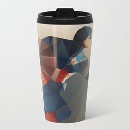Captain Metal Travel Mug