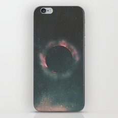 The Dark Sun iPhone Skin