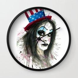 My Best Clown Suit Wall Clock