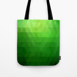 Fields of Green Tote Bag