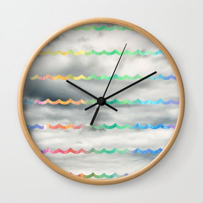 *A Certain Romance* Wall Clock