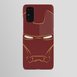 iron man face Android Case