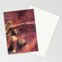 Samurai 2 Stationery Cards