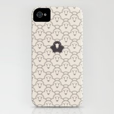 Black Sheep Slim Case iPhone (4, 4s)