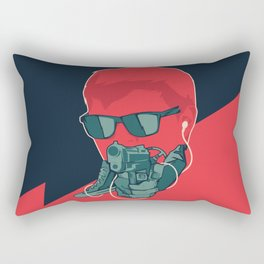 Baby Driver Rectangular Pillow