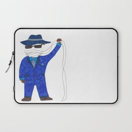 Invisible Man Laptop Sleeve