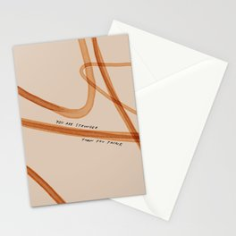 """""""You Are Stronger Than You Think"""" Stationery Cards"""